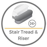 Stair Tread & Riser Install Video