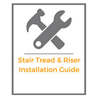 Stair Tread and Riser Install Guide
