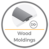 Wood Moldings Install Video